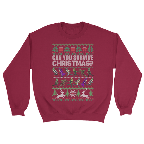 DanPlan Ugly Christmas Sweater