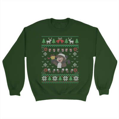 ChillyPanda Ugly Holiday Sweater