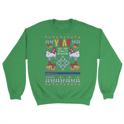 Jacksfilms Holiday Sweater