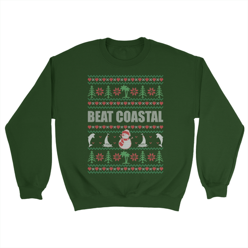 Sven Johnson Beat Coastal Holiday Sweater