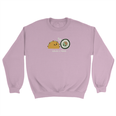 Edwin and Mina - Unisex Sweater