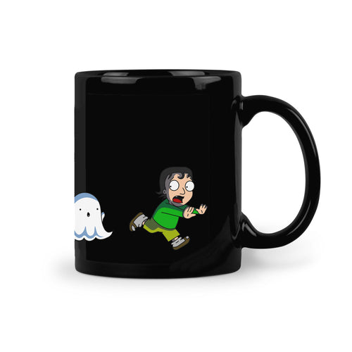Ghost Phone Call Mug