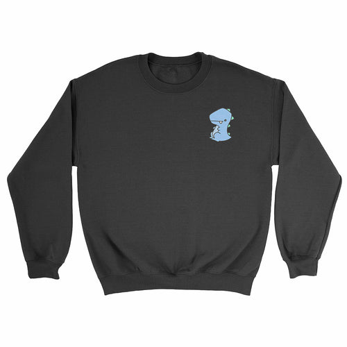 Dino Embroidered Unisex Sweater