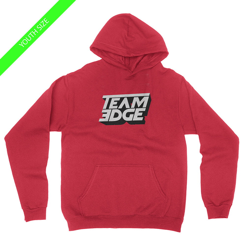 TEAM EDGE - YOUTH PULLOVER HOODIE