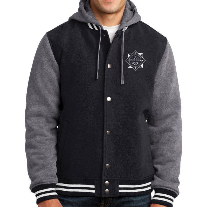 Trainer Tips Insulated Varsity Hoodie