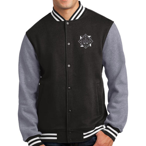 Trainer Tips Varsity Jacket Embroidery