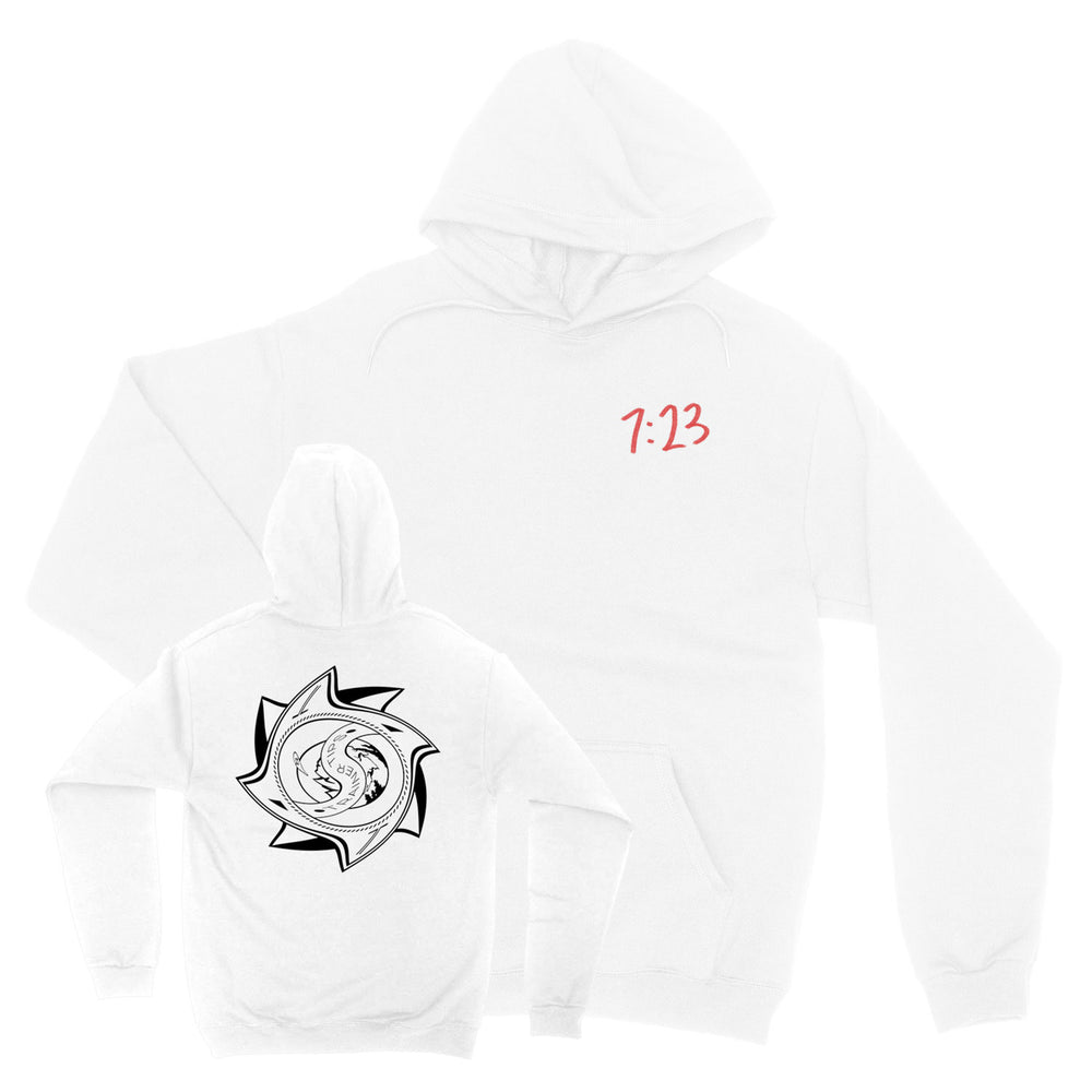 7:23 Double Sided Hoodie