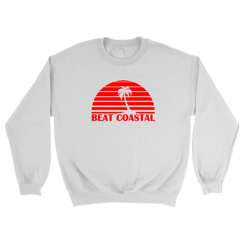 Beat Coastal Retro Sweater