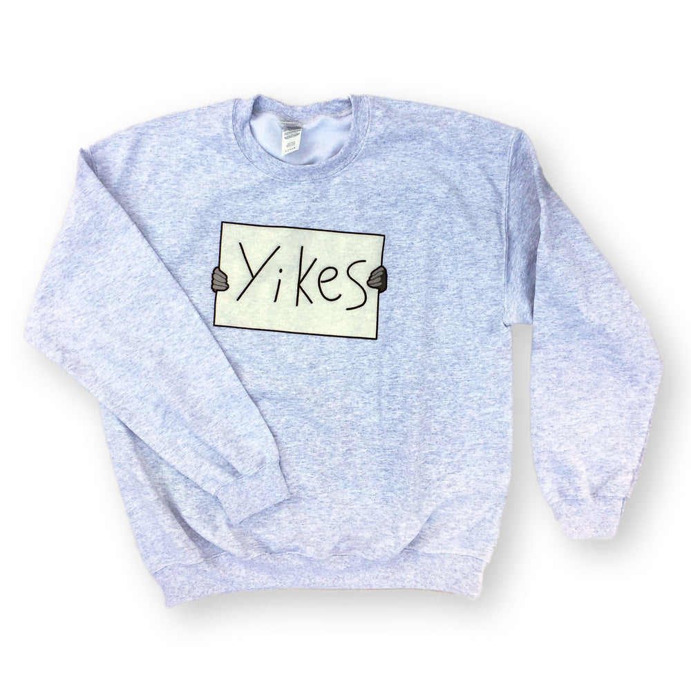 Yikes! Unisex Sweater