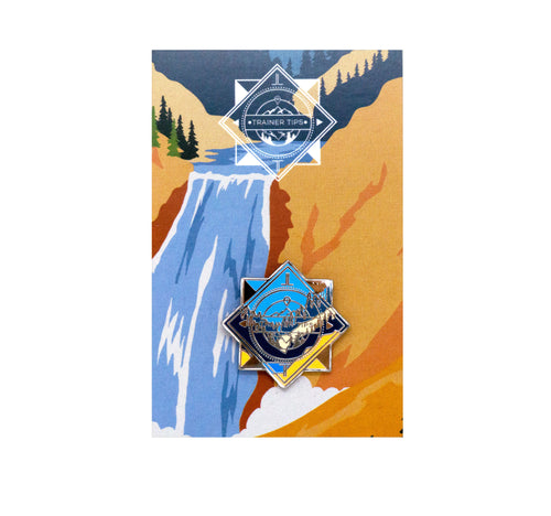 Limited Edition - Yosemite Enamel Pin