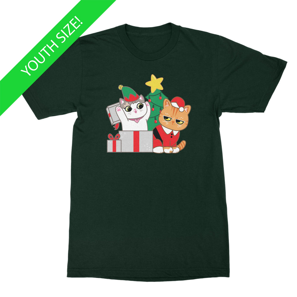 Menchie & Zyler Holodays - Kids Youth T-Shirt