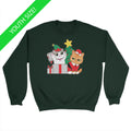 Menchie & Zyler Holodays - Kids Youth Sweater