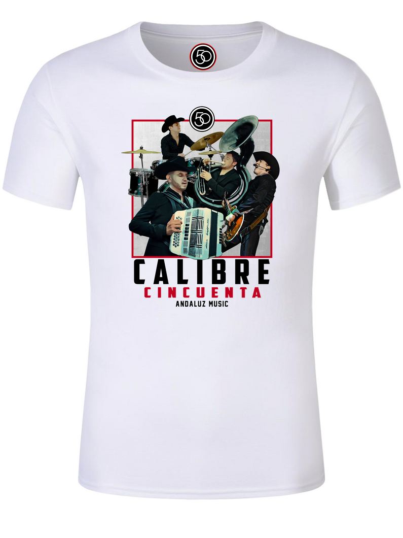 Calibre 50 Playera