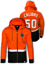 Calibre 50 Windbreaker Anaranjado