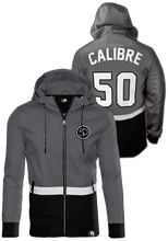 Calibre 50 Windbreaker Gris