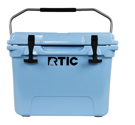 RTIC Blue Cooler 20