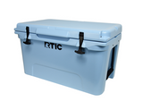 RTIC Blue Cooler 45