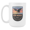 Image of New Mexico - 15oz Coffee Mug (4 Versions) - Nana The Noodle