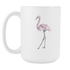 Image of Flamingo - 15oz Coffee Mug - Nana The Noodle