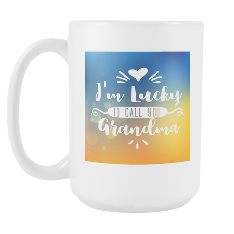 Colorful Grandma Mug (5 Designs) - Nana The Noodle