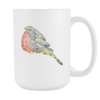 Image of Bird - 15oz Coffee Mug - Nana The Noodle
