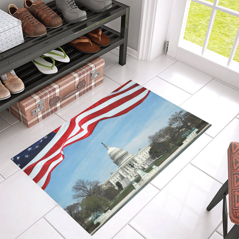 "Whitehouse Doormat 30"" x 18"" - Nana The Noodle"