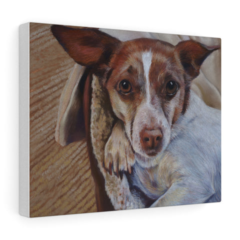 Chelsea Pastel Art - Canvas Print (4 Sizes)