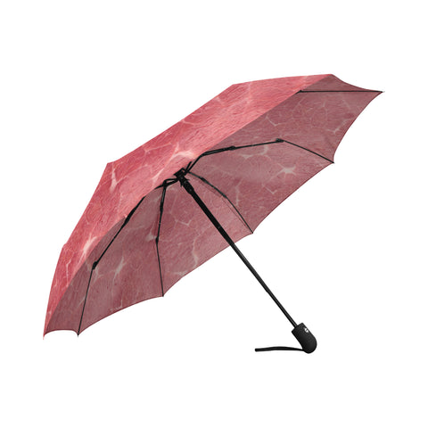 Marbled Beef Auto-Folding Umbrella Auto-Foldable Umbrella - Nana The Noodle