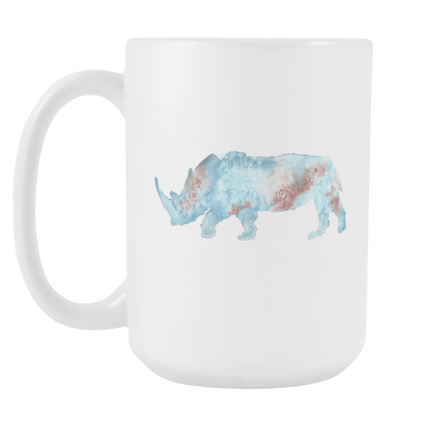 Rhino - 15oz Coffee Mug