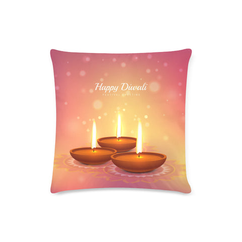 "Diwali Pillowcase 16"" X 16"" (4 Styles)"