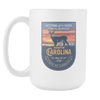 Image of South Carolina - 15oz Coffee Mug (3 Versions) - Nana The Noodle