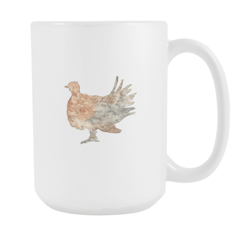Turkey - 15oz Coffee Mug - Nana The Noodle