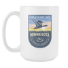 Image of Minnesota - 15oz Coffee Mug (3 Versions) - Nana The Noodle
