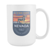 Image of Nevada - 15oz Coffee Mug (3 Versions) - Nana The Noodle