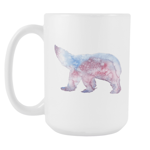 Polar Bear - 15oz Coffee Mug