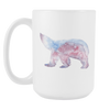 Image of Polar Bear - 15oz Coffee Mug - Nana The Noodle