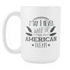 Image of Patriotic Coffee Mugs (3 Designs) - Nana The Noodle