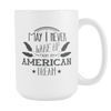 Image of Patriotic Coffee Mugs (3 Designs)