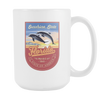 Image of Florida - 15oz Coffee Mug (3 Versions) - Nana The Noodle