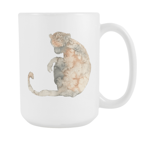Velvet Monkey - 15oz Coffee Mug - Nana The Noodle