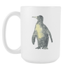 Image of Penguin - 15oz Coffee Mug - Nana The Noodle