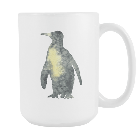 Penguin - 15oz Coffee Mug - Nana The Noodle