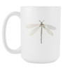Image of Dragonfly - 15oz Coffee Mug - Nana The Noodle
