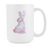 Image of Rabbit - 15oz Cofffee Mug - Nana The Noodle