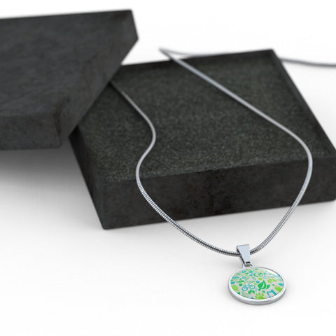 Save The Earth - Necklace, Bracelet & Bangle