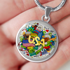 Image of USA (Necklace, Bracelet or Bangle)