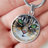 Image of Tabby Cat (Necklace, Bracelet & Bangle)
