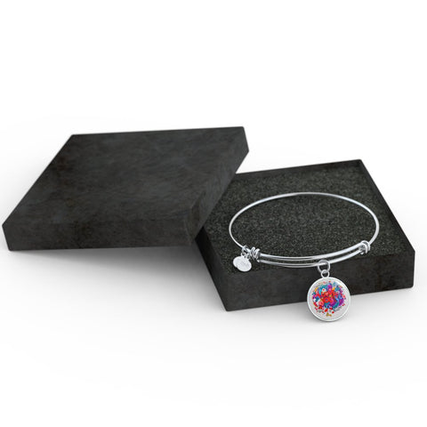 I Love You (Necklace, Bangle & Bracelet)