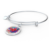 Image of I Love You (Necklace, Bangle & Bracelet)