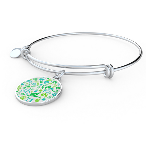 Save The Earth - Necklace, Bracelet & Bangle - Nana The Noodle